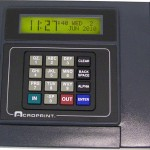 Acroprint Data Collection Terminal